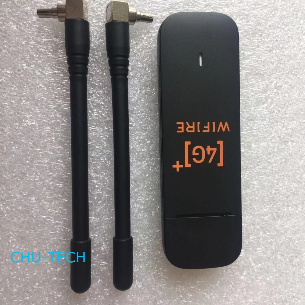 Unlocked Huawei E3372 E3372h 153 with antenna 4G LTE Dongle