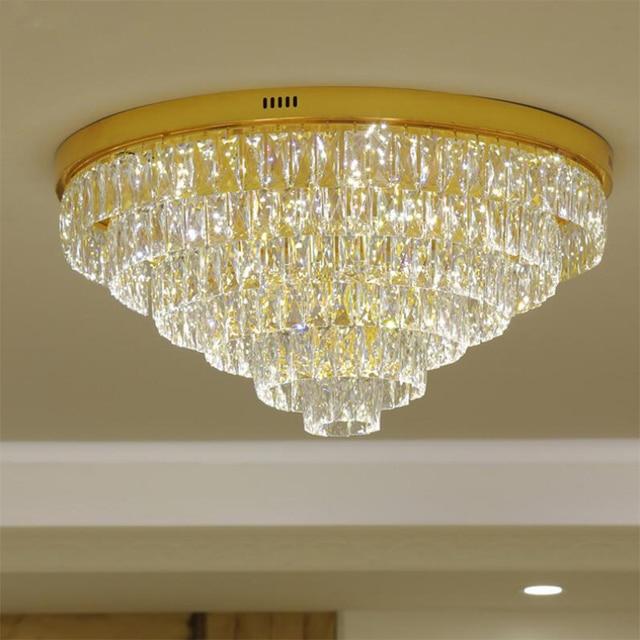 Modern Crystal Chandelier Lighting