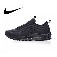 Original Authentic Nike Air Max 97 LX Men's Running Shoes Fashion Outdoor Sports Shoes Breathable Comfort 2019 New 918356 002
