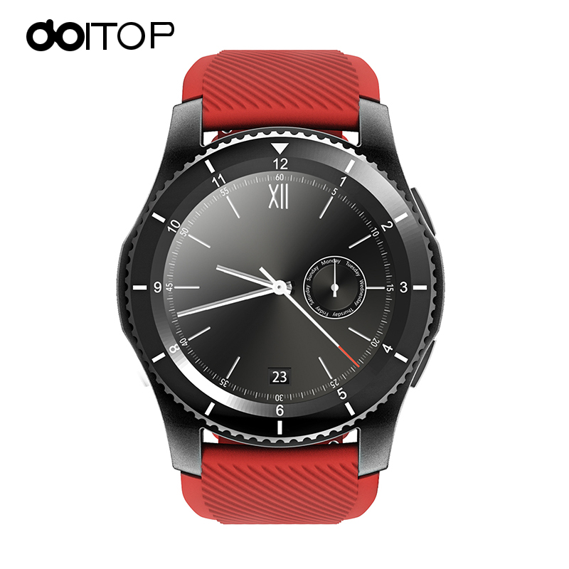 DOITOP G8 GS8 Smart Watch Phone BT SIM Card Call Message Reminder Heart Rate Smartwatch For IOS Android Smart Bracelet разъемы и переходники furutech gs 21 p g