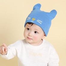 Niño niños niña y niño sombrero niños sombrero niño niños bebé cálido  invierno de lana de dibujos animados de bebé de Kitty cali. b41b8275174