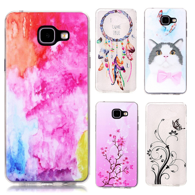 cover samsung a5 2016 silicone 3d