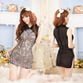 New ladies lingerie China explosion transparent lace Nightgown dress sexy lingerie hot babydoll erotic lingerie sexy hot erotic