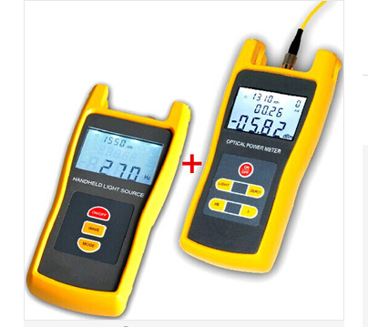 JoinWit Fiber Optic Cable Tester with JW3109 1310/1550nm Optical Light Source and JW3208 Optical Power MeterJoinWit Fiber Optic Cable Tester with JW3109 1310/1550nm Optical Light Source and JW3208 Optical Power Meter