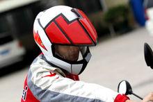 Masei 911 Мотоциклетные Шлемы DOT ECE Анфас Косплей Macross Robotech Костюм HJC
