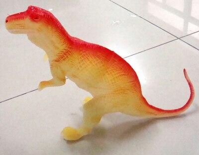 Оборудование серебристых моделирования динозавров игрушки модель tyrannosaurus rex игрушки 32 см долго
