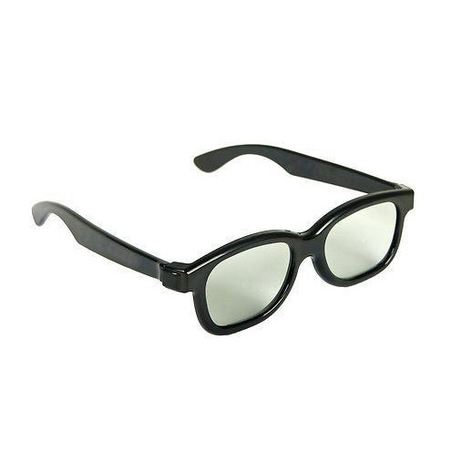 HFES New 3D Glasses For LG Cinema 3D TVs - 2 Pairs