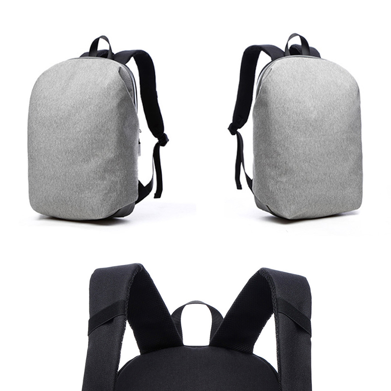 Image 5 - New Waterproof 15.6inch Laptop Backpack Bag Men Backpacks Travel Teenage Shoulder Backpack male college students School mochila-in Laptop Bags & Cases from Computer & Office