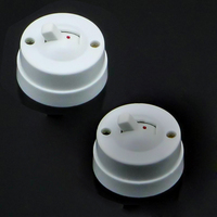 Table Lamp Switch Pull Type Control Switch Retro Style Flat Single On Off Mounted Switch Round