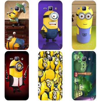Case For Samsung Galaxy ACE3 ACE 3 III S7270 7270 S7272 S7275 S7278 Cover Flower Original Printed Cute Animal Phone Case image