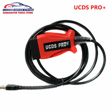 2017 Последние UCDS Pro V1.26.008 Для f-ог Univeral CAN Диагностический Инструмент UCDS Pro + Для F0rd Как VCM II