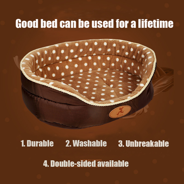 Double Sided Bed For Cats & Dogs