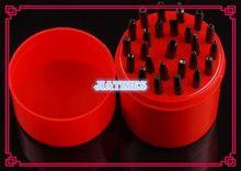 Chaude 1 Set D'outils De Jalonnement Poinçons x 25 Assorties Taille Trous Montre Outils de Réparation Kit De Réparation Nouveau