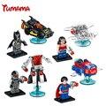 Vengadores marvel dc super hero star wars mini bloques de construcción ladrillos niños juguetes superman batman spiderman l compatible