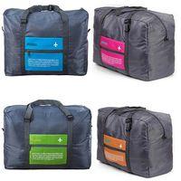 Travel Luggage Bag Big Size Folding Carry On Duffle Bag Foldable Travel Bag New Storage Bags