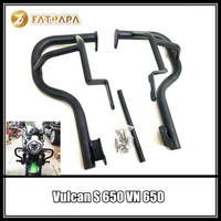 VulcanS Motorcycle accessories engine modification bumper Fit For Kawasaki Vulcan S 650 VN 650 VN650 Drop protection rod