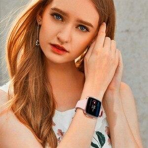 Image 5 - Opaska Duszake dla Fitbit Versa/Versa Lite Starp miękki silikonowy Slim cienki wąski pasek zastępczy dla Fitbit Versa kobiety mężczyźni