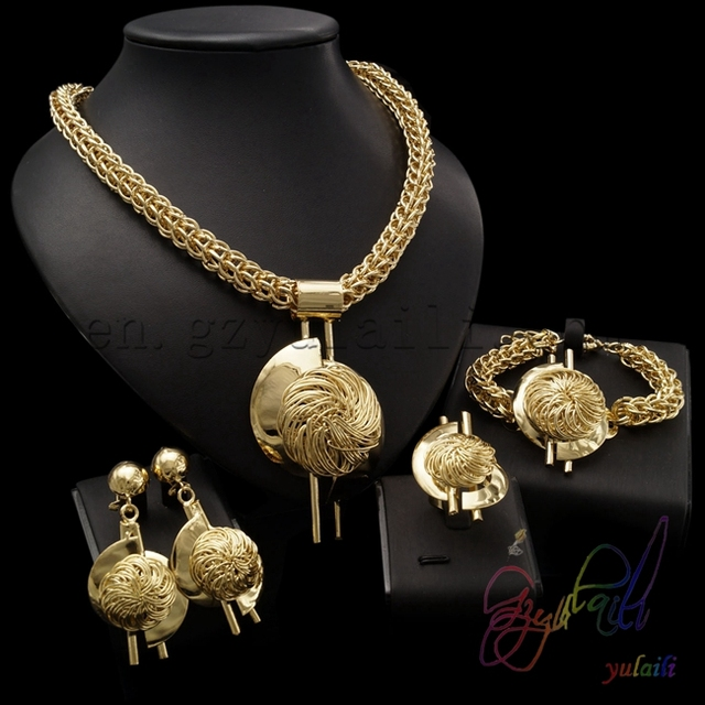 Free Shipping 24k Saudi Gold Jewelry New Gold Kangan Design
