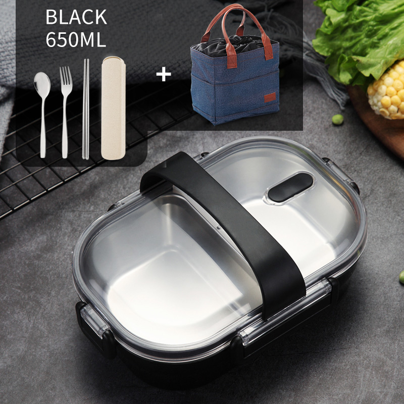 Black Bag Tableware