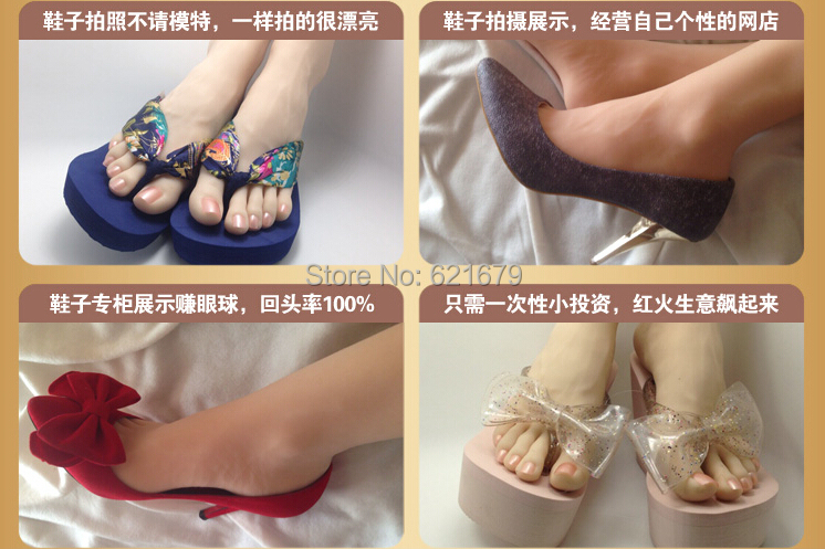 NEW sexy girls gorgeous pussy foot fetish feet lover toys clones model high arch sex dolls product feet worship 32