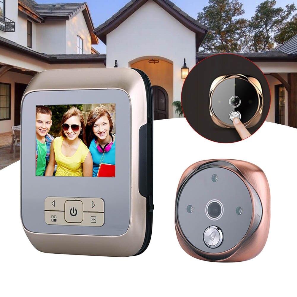 Wireless Video Türklingel Infrarot Nachtsicht 170 Weitwinkel Hd Türklingel Lcc77 Kaufen Sie Immer Gut Türklingel Türsprechstelle