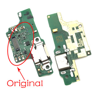 Image 2 - 5 قطعة/الوحدة لسوني اريكسون R1 حوض موصل مايكرو USB شاحن ميناء الشحن الكابلات المرنة مجلس مع ميكروفون استبدال أجزاء