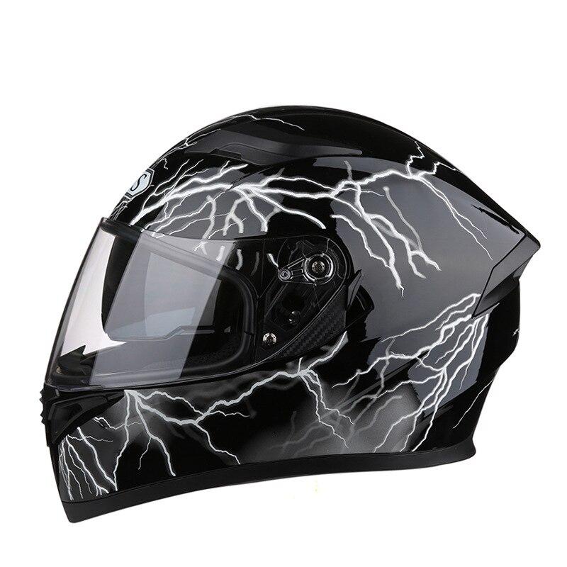 Motorcycle helmet motocross motorbike for Capacetes Para Moto Ls2 Helmet Casco Moto Vintage Helmet Motorcycle Helm #ET103