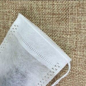 Image 5 - Чайные пакетики 500 шт 7x9 см пустые чайные пакетики с струнным фильтром для заваривания, деформация для свободного кофейного чая, одноразовые бумажные пакеты