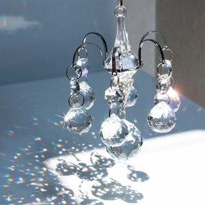 H&D Crystals Ball Prisms Sunca