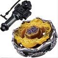 Дэт-метал спиннинг слияние двойной fury-медведь Beyblade части быстрота сцепление персея / 4D игрушки пусковая мадейра bayblade мини кости