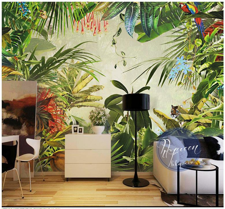 compare prices on tropical wall murals online shopping rainforest wall mural www galleryhip com the hippest pics