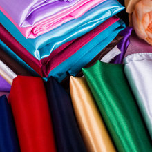 Wholesale polyester satin fabric