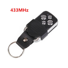 433MHz 4 CH Channel Garage Door Wireless Auto Car Cloning Remote Control Duplicator Keyfob Access Control Accessories