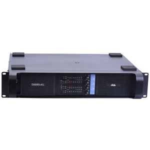 Image 3 - 4 Channel 4*2500 Watts Class TD 10000q line array sound system audio professional power amplifier Tulun play TIP10000q