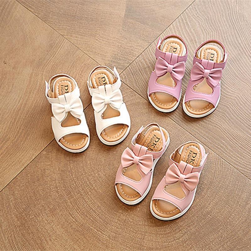 2017 nieuwe zomer baby meisje schoenen peuter kinderen meisjes - Kinderschoenen - Foto 5