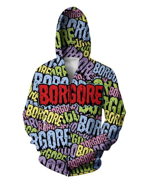 Borgore Women S Clothing