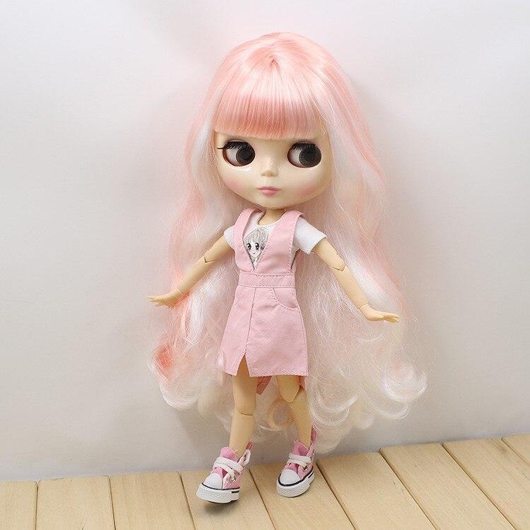 Neo Blythe Doll Apron Dress 6