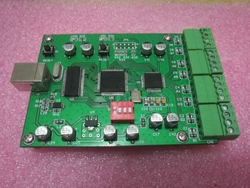 High-speed 8 channel data acquisition card USB2.0 16Bit 200Ksps +-5/10V Labview VC