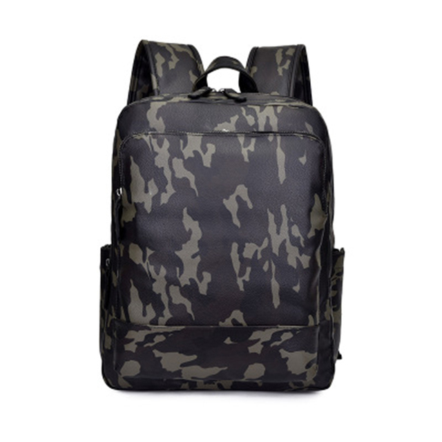 Leisure Male Backpack Travel Business Korean Big Waterproof Backpack Black Business Student Mochilas Hombre Backpack Men 50SJ004