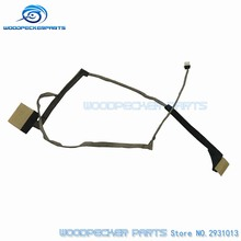 NEW Laptop computer Disply Cable LCD LVDS video cable For HP For ProBook 5310m 4710S P/N: DC02000T300