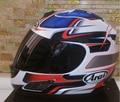 2015 nuevo estilo locomotora individualidad ARAI cara llena de la motocicleta casco ejecución casco de carreras