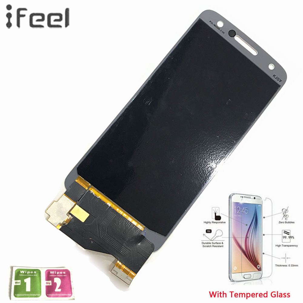 IFEEL New 100% Test Repair Replacement For Motorola Moto Z Droid Edition XLTE XT1650 LCD Display Touch Screen Digitizer AssemblyIFEEL New 100% Test Repair Replacement For Motorola Moto Z Droid Edition XLTE XT1650 LCD Display Touch Screen Digitizer Assembly