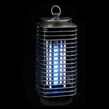 220V Household Electronic Mosquito Killer Lamp Anti Mosquito Muggen Killer Light Bug Zapper Trap Led Light Outdoor