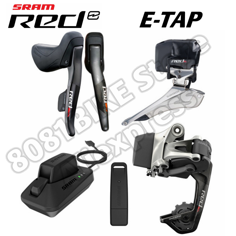 Update USB Dongle SRAM Red eTAP Power Pack Kit with Battery Charger