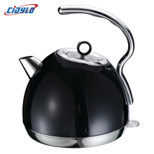 лучшая цена cidylo YK880C electric kettle 304 stainless steel automatic power off kettle kitchen Anti-dry Protection electric kettle 220V