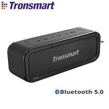 Tronsmart Force Bluetooth динамик 40 Вт Bluetooth Колонка IPX7 водонепроницаемый Bluetooth 5,0 портативный динамик с NFC, функция TWS