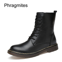 Phragmites 34 47 Shoes Woman Boots Fashion Sexy Army Boots Brand High Quality Winter Shoes Women Small Size 34 Boots Women Boots