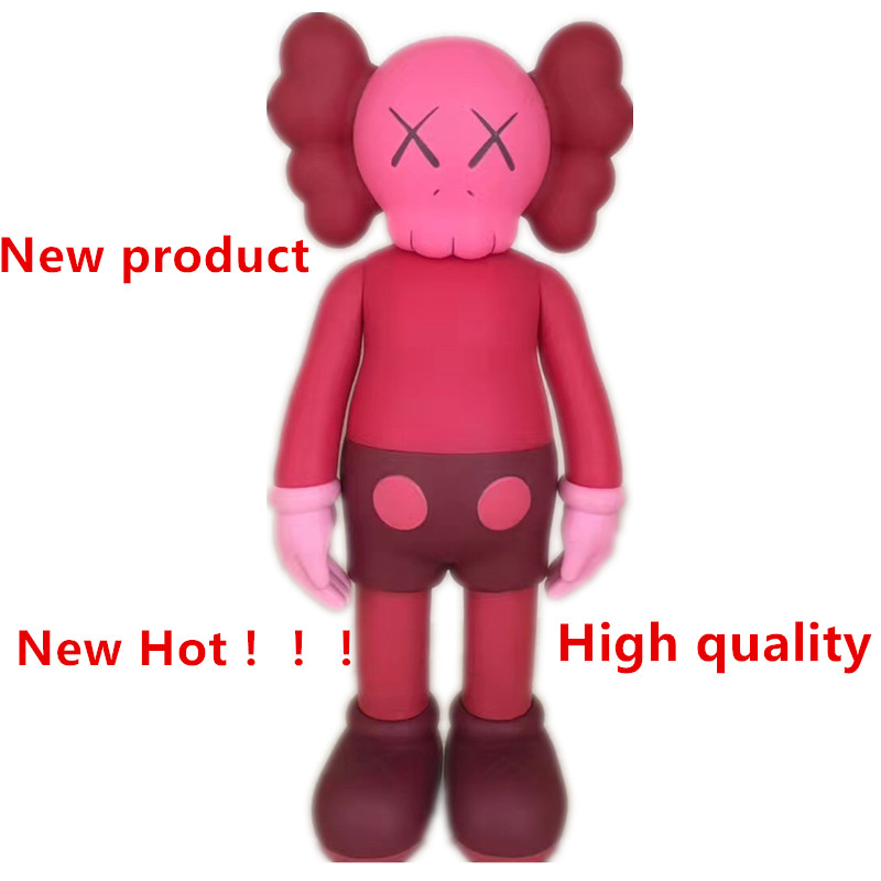 2017New 16 Inch Originalfake KAWS Dissected Companion Open Edition Art Fashion Toy Original Fake With  Retail Box Decoration fashion toys new kaws original fake joe kaws dog medicom toy gift for boyfriend kaws original fake