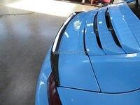 ספוילר תא מטען סיבי פחמן Fit עבור 2012-2015 קררה 911 991 כנף אחורית של 911 V-RT VRS סגנון