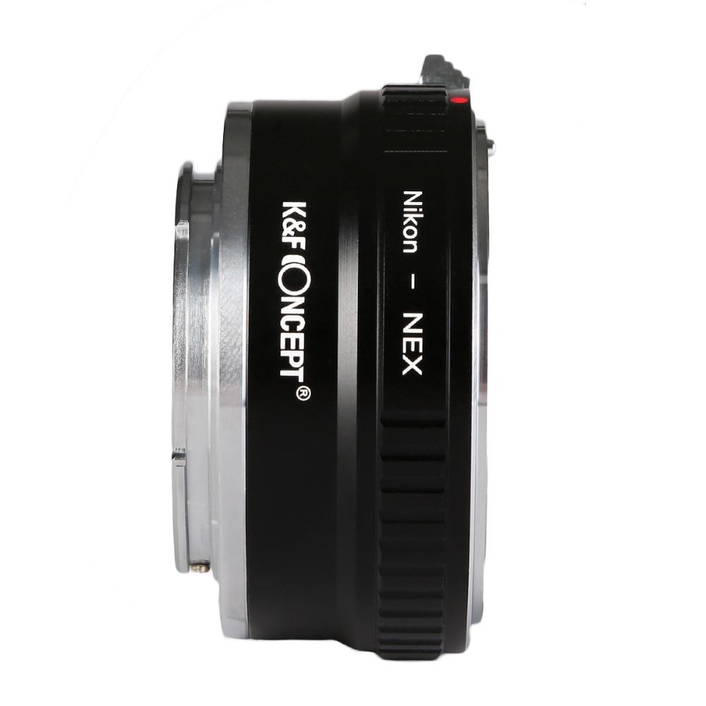 K & F Concept Αντάπτορας φακού υψηλής - Κάμερα και φωτογραφία - Φωτογραφία 5